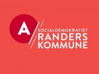 Logo Socialdemokratiet Randers